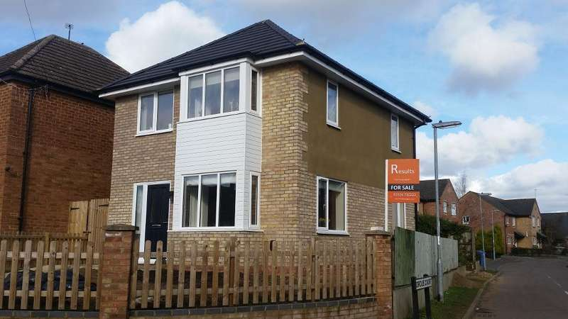 3 Bedrooms Detached House for sale in Whiteman Lane, Rothwell, NN14 6JU