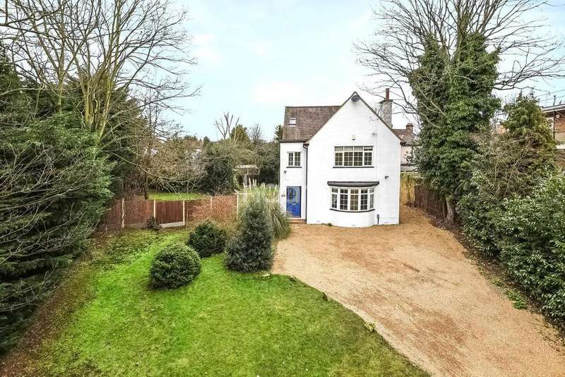 5 Bedrooms Detached House for sale in Hare Lodge, Upper Brentwood Road