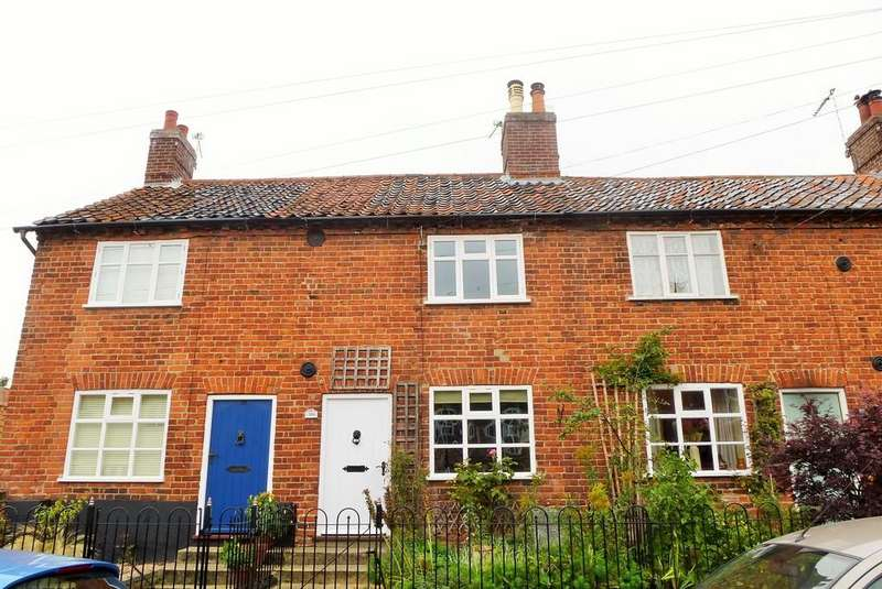 2 Bedrooms Cottage House for sale in Loddon, Norwich