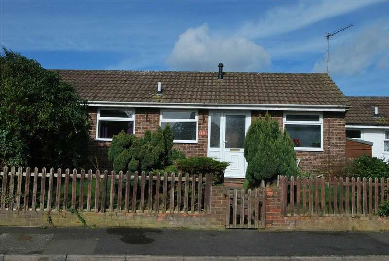 2 Bedrooms Semi Detached Bungalow for sale in 10 Ebnal Close, Leominster