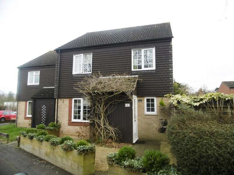 3 Bedrooms Semi Detached House for sale in Plantsman Close, Norwich