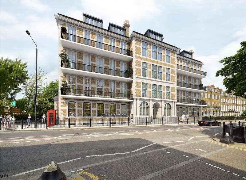 2 Bedrooms Flat for sale in Mettle Poise, Hackney Road, London, E2