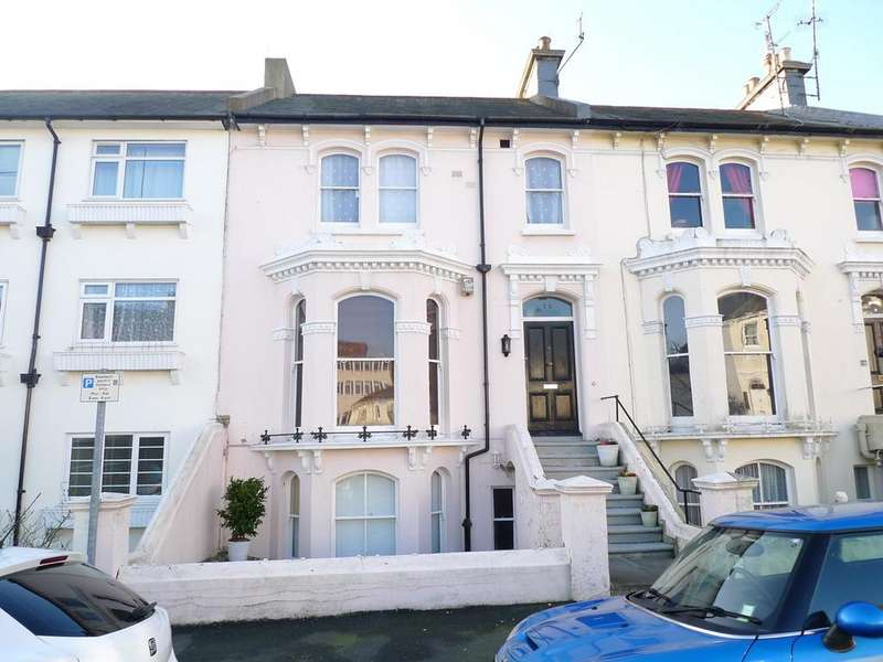 5 Bedrooms Terraced House for sale in West Terrace, Eastbourne, BN21