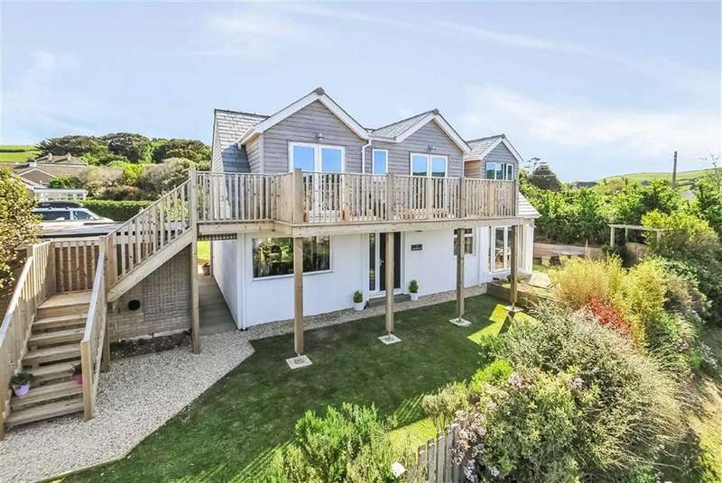 4 Bedrooms Detached House for sale in Moor Lane, Croyde, Braunton, Devon, EX33