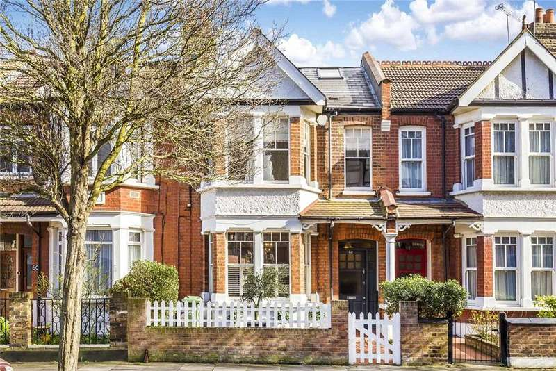 5 Bedrooms Terraced House for sale in Larden Road, London, W3