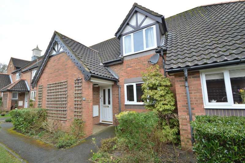 2 Bedrooms Terraced House for sale in Pilgrims Close, Chandler's Ford