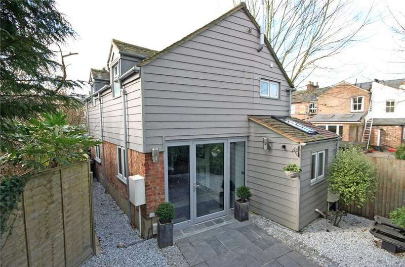 2 Bedrooms Detached House for sale in Heath Road, St. Albans, Hertfordshire