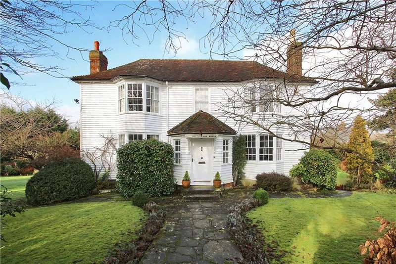 5 Bedrooms Detached House for sale in Talbot Road, Hawkhurst, Cranbrook, Kent, TN18