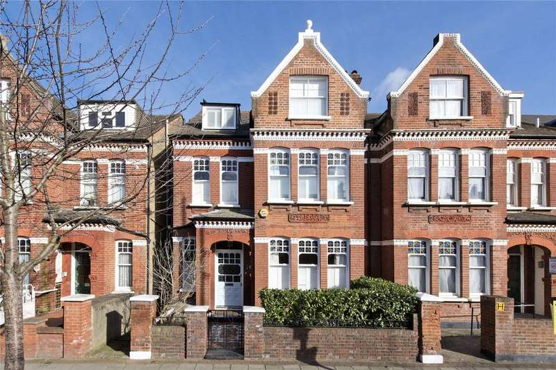 6 Bedrooms Semi Detached House for sale in Ritherdon Road, Heaver Estate, Balham, London, SW17