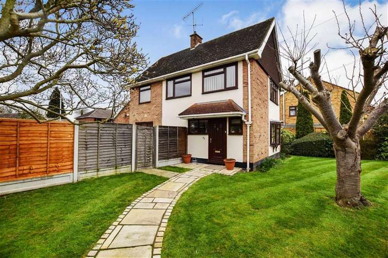 4 Bedrooms Detached House for sale in Crescent Road, Heybridge, Maldon, Essex