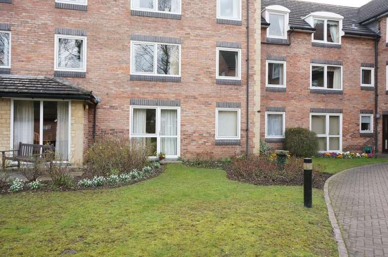 1 Bedroom Ground Flat for sale in Home Paddock House, Deighton Road, Wetherby, LS22