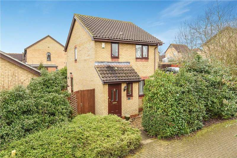 3 Bedrooms Detached House for sale in Hartwort Close, Walnut Tree, Milton Keynes, Buckinghamshire