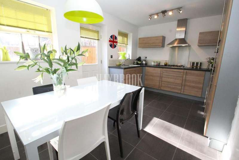 4 Bedrooms Semi Detached House for sale in Great Stubbing, Wombwell