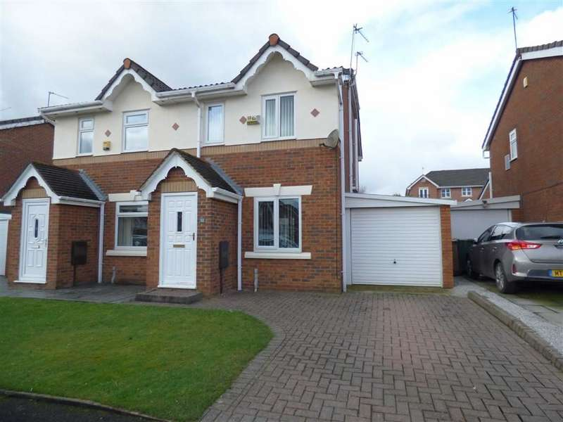 2 Bedrooms Property for sale in Lyme Clough Way, Gladewood, Middleton, Manchester, M24