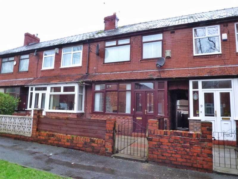 2 Bedrooms Property for sale in Jowett Street, Watersheddings, Oldham, OL1