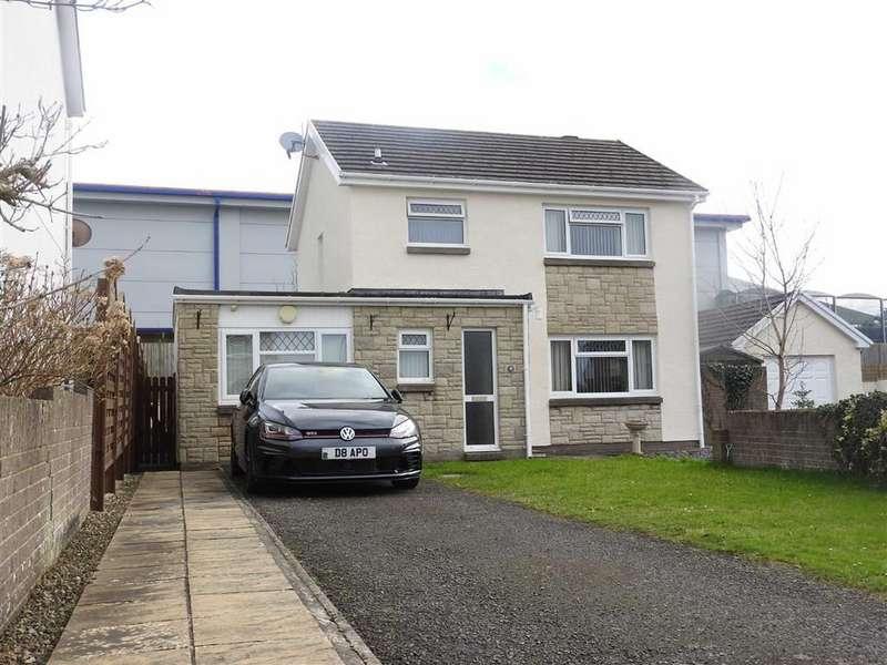 3 Bedrooms Property for sale in Heol Gollen, North Park Estate, CARDIGAN