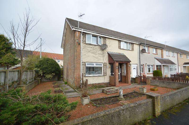 3 Bedrooms Terraced House for sale in Anderson Drive, Irvine, North Ayrshire, KA12 9HY