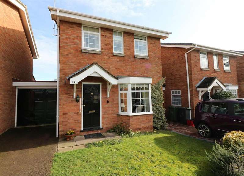 3 Bedrooms Link Detached House for sale in Drayton Court, Woodloes Park, Warwick