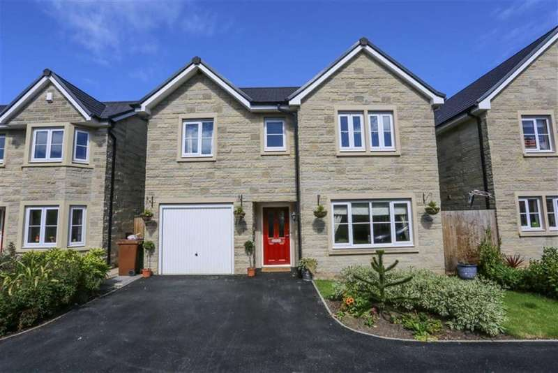 4 Bedrooms Detached House for sale in Printers Drive, Strines, Cheshire
