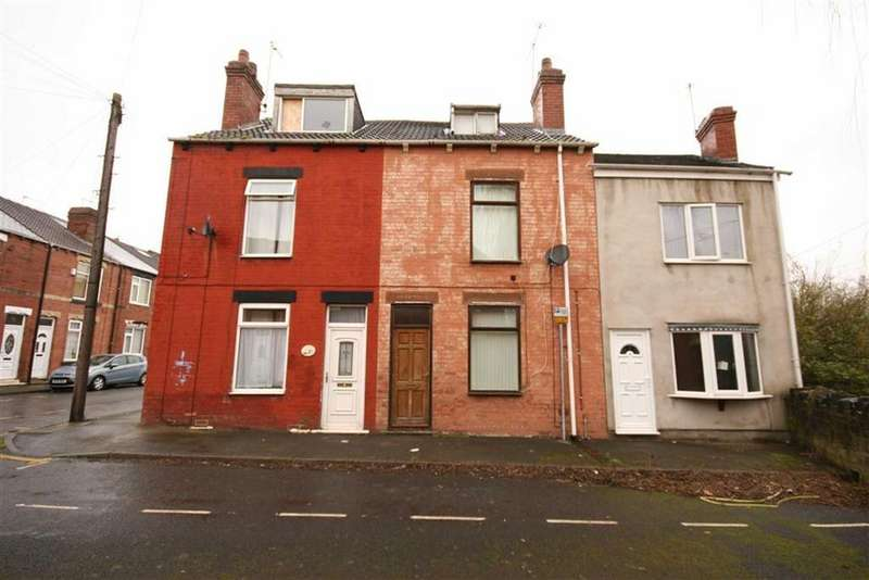 2 Bedrooms Terraced House for sale in Whitmore Street, South Elmsall, Pontefract, West Yorkshire, WF9