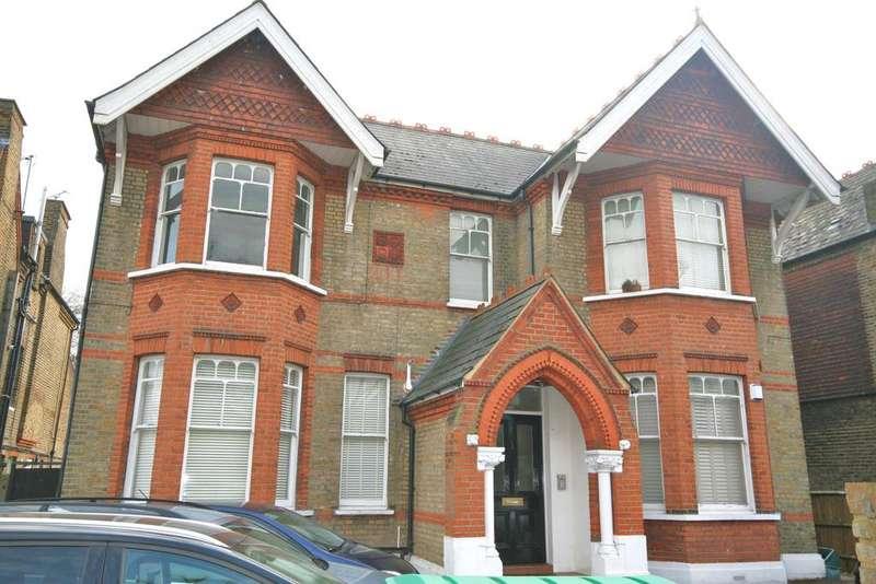 2 Bedrooms Flat for sale in Leopold Road, Ealing W5