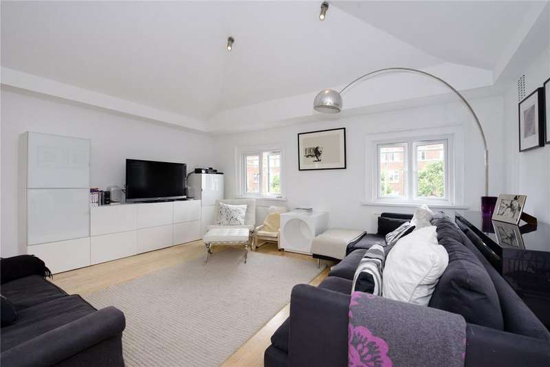 3 Bedrooms Flat for sale in Abercorn Place, St John's Wood, London, NW8