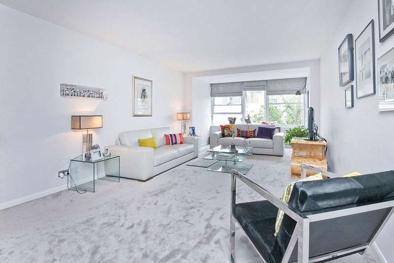 2 Bedrooms Flat for sale in Darwin Court, Gloucester Avenue, Primrose Hill, London, NW1