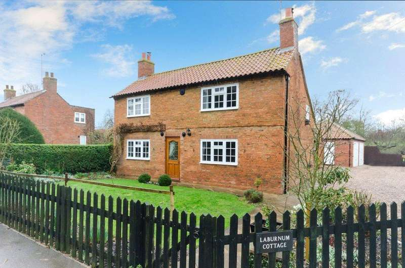 3 Bedrooms Detached House for sale in Main Road, Dunsby, Bourne, PE10