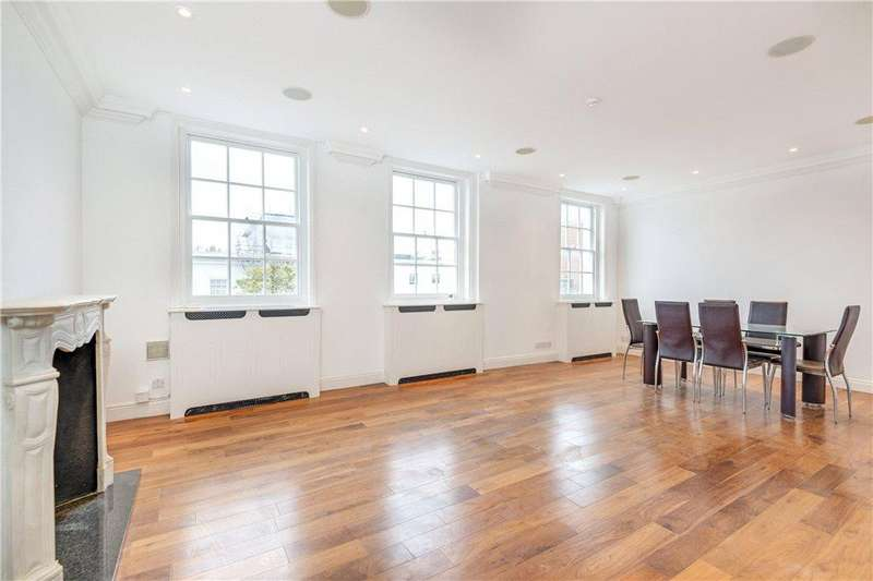 2 Bedrooms Flat for sale in Abercorn Place, St John's Wood, London, NW8