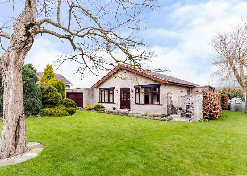 4 Bedrooms Detached Bungalow for sale in School Lane, Stainton