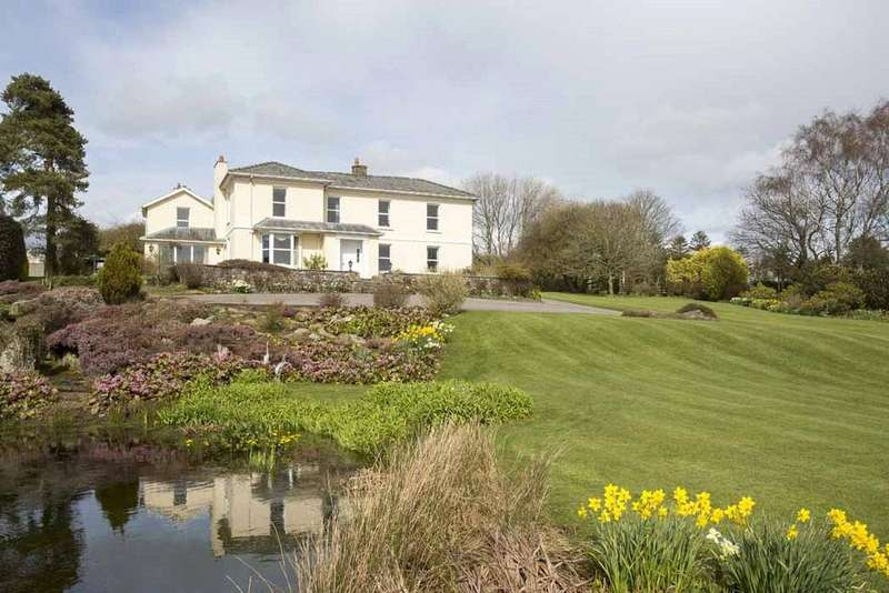 5 Bedrooms Farm House Character Property for sale in St. Arvans, Chepstow, Monmouthshire, NP16