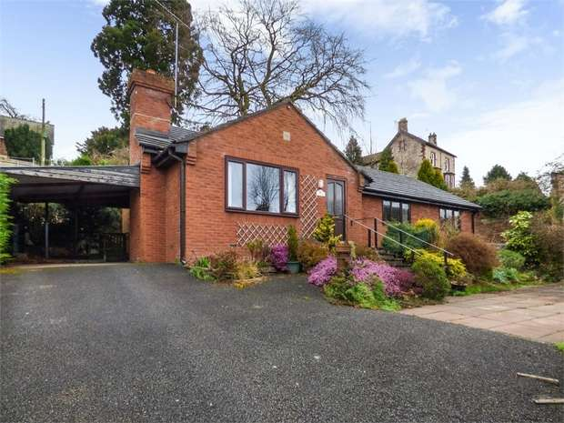 3 Bedrooms Detached Bungalow for sale in The Sands, Appleby-in-Westmorland, Cumbria