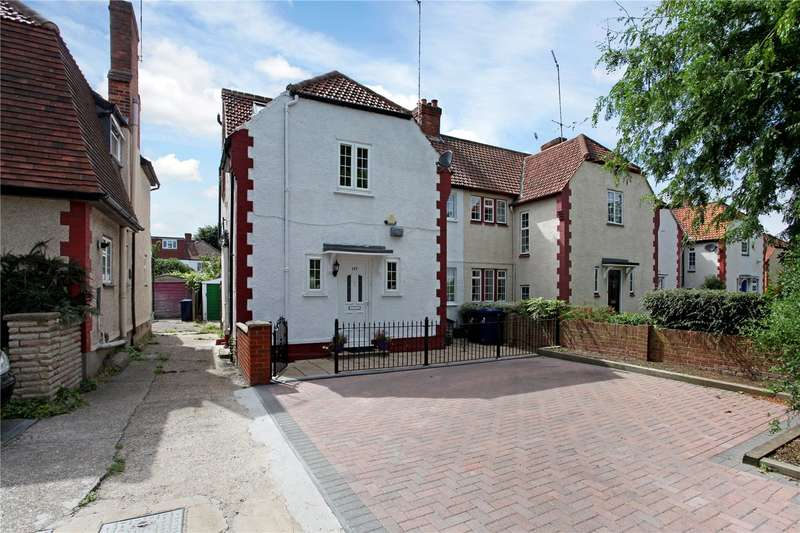 5 Bedrooms Semi Detached House for sale in Argyle Road, Ealing, W13