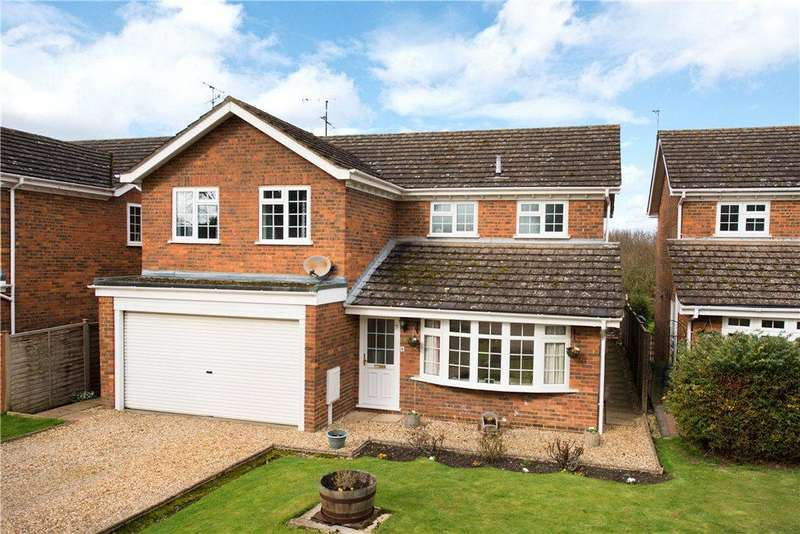 4 Bedrooms Detached House for sale in Chapel Drive, Aston Clinton, Aylesbury, Buckinghamshire