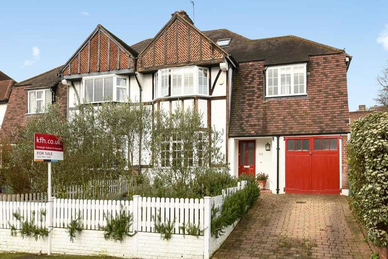 4 Bedrooms Semi Detached House for sale in Kingsmead Road, Tulse Hill, SW2