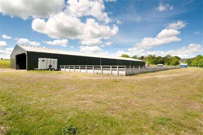 5 Bedrooms Equestrian Facility Character Property for sale in Nether Hartside, Oxton, Lauder, Berwickshire, TD2