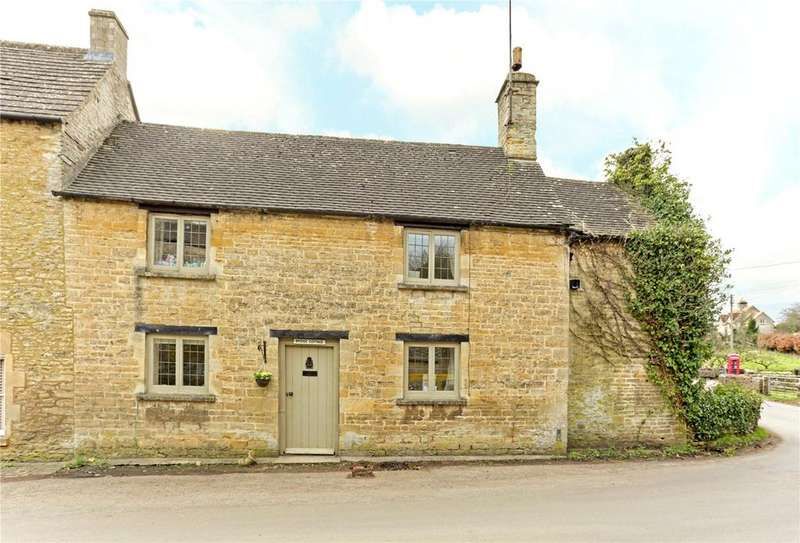 2 Bedrooms Semi Detached House for sale in The Street, Daglingworth, Cirencester, Gloucestershire, GL7