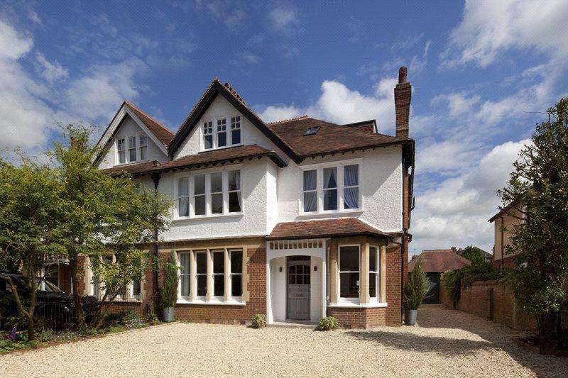 6 Bedrooms Semi Detached House for sale in Woodstock Road, Oxford, Oxfordshire, OX2