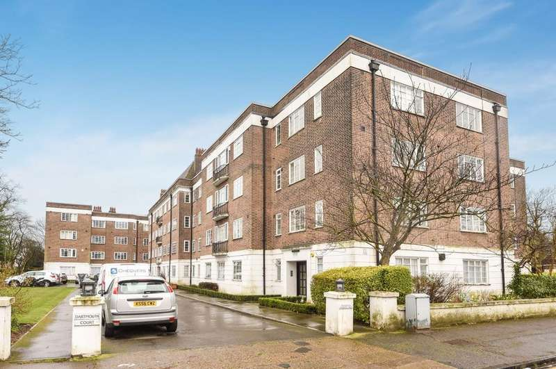 2 Bedrooms Flat for sale in Dartmouth Grove London SE10
