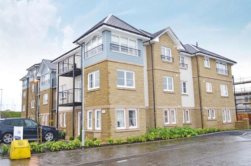 2 Bedrooms Flat for sale in Maurice Wynd, Flat 3, Plot 24, Dunblane, Stirling, FK15 9FG