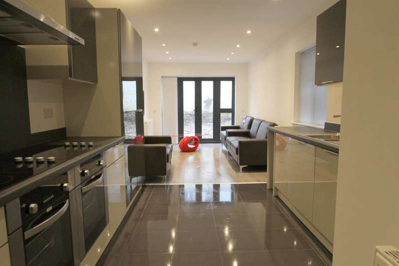 7 Bedrooms House for rent in Cyprian House , Monthermer Rd, Cathays ( 7 Beds )