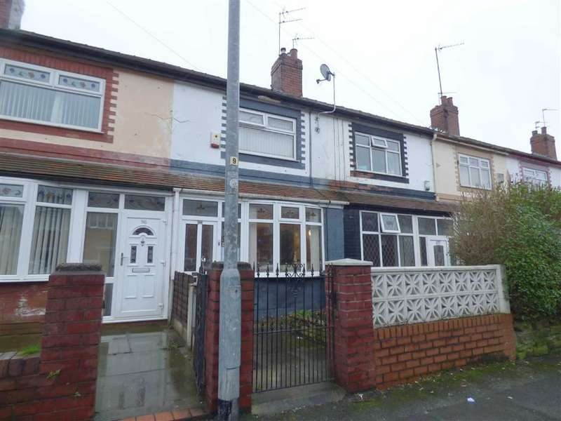 2 Bedrooms Property for sale in Schofield Street, Hathershaw, Oldham, OL8