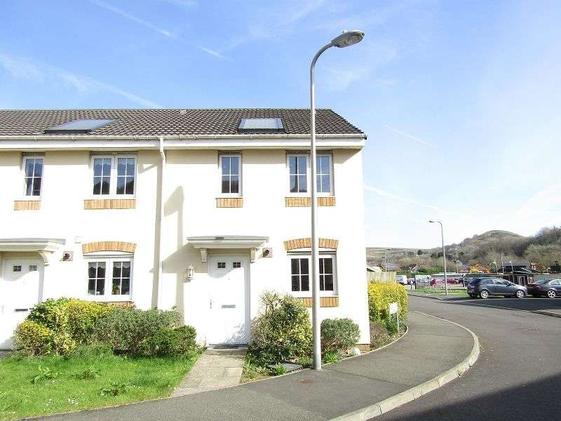 2 Bedrooms End Of Terrace House for sale in Ynys Y Wern , Cwmavon, Port Talbot, Neath Port Talbot. SA12 9DJ