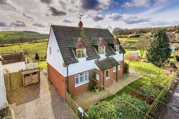 4 Bedrooms Detached House for sale in Bakehouse Lane, Chorley, BRIDGNORTH, Shropshire