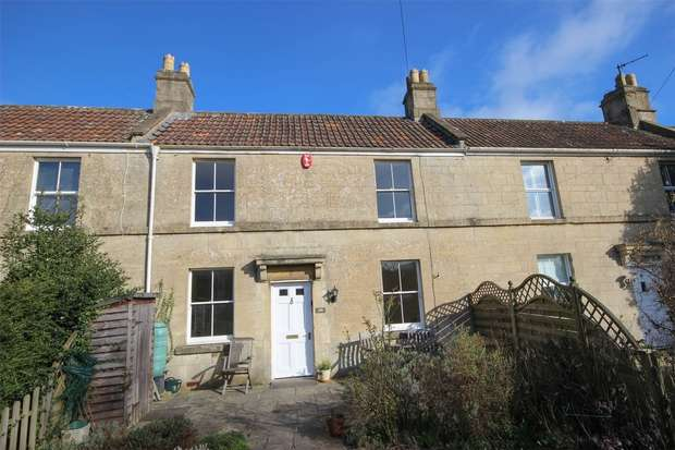 2 Bedrooms Cottage House for sale in Bloomfield Road, Bath