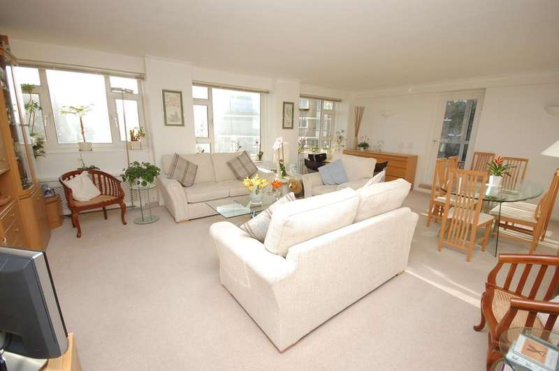 3 Bedrooms Apartment Flat for sale in Albany, Manor Road, Bournemouth BH1