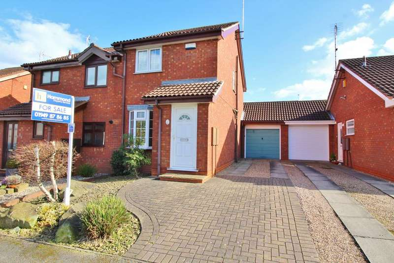 2 Bedrooms Town House for sale in Wychwood Road, Bingham NG13