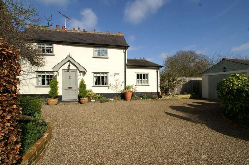 3 Bedrooms Cottage House for sale in The Street, Monks Eleigh, Ipswich IP7