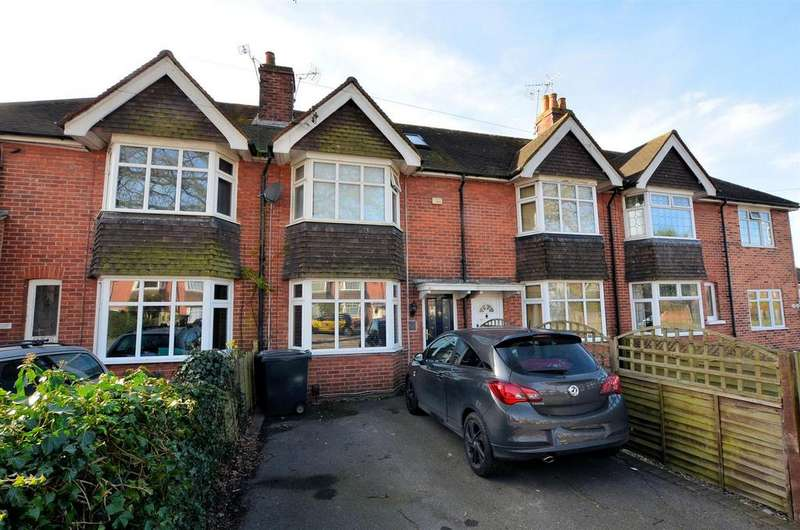 3 Bedrooms Terraced House for sale in Park Lane, Tilehurst, Reading