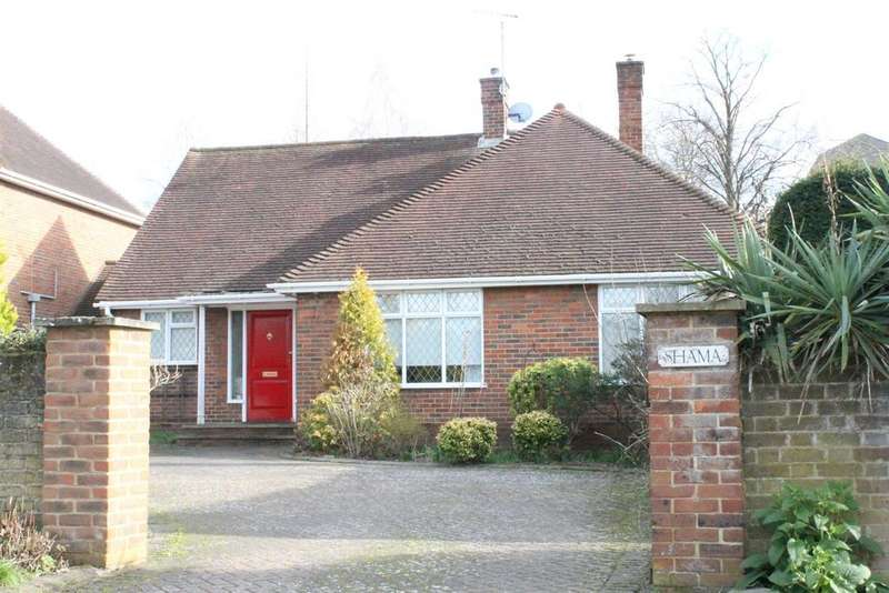 4 Bedrooms Bungalow for sale in College Avenue, Maidstone